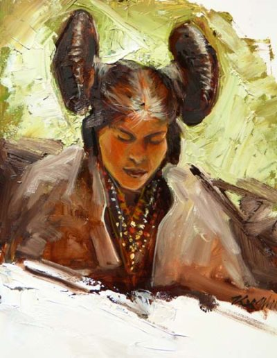 Hopi Indian Girl