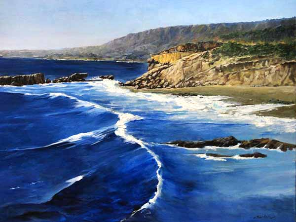Southern California Coast